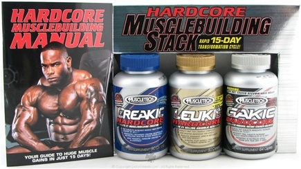 DROPPED: Muscletech Products - Muscle Building Stack Rapid 15-Day Transformation Cycle