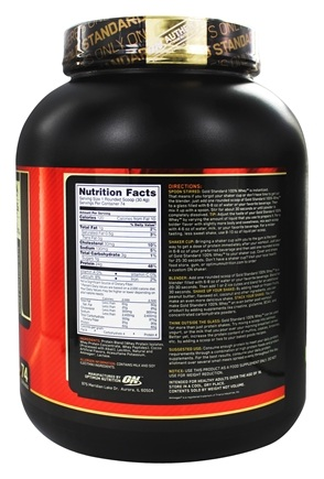373febbcf 100% Whey Protein Isolado Gold Standard Sabor Chocolate Duplo - 5 lbs. de Optimum  Nutrition