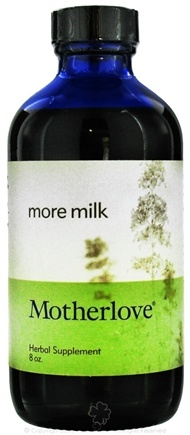 DROPPED: Motherlove - More Milk - 8 oz. CLEARANCED PRICED
