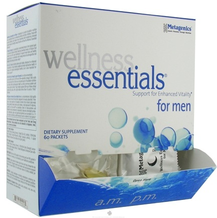 DROPPED: Metagenics - Wellness Essentials for Men - 60 Packet(s) CLEARANCE PRICED