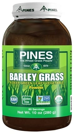 Zoom View - Barley Grass Powder 100% Pure