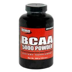 DROPPED: Optimum Nutrition - BCAA 5000 Powder Unflavored - 10.5 oz.