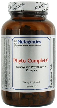 DROPPED: Metagenics - Phyto Complete - 600 Tablets
