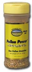 Zoom View - Pollen Power Granules