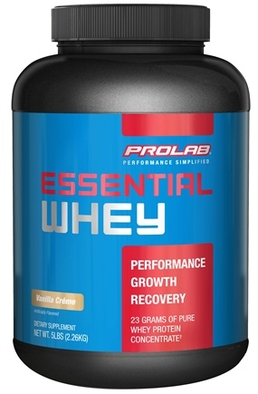 Zoom View - Essential Whey Powder