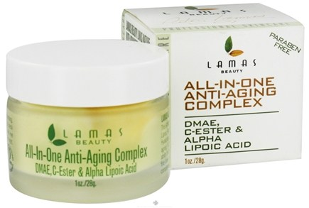 DROPPED: Lamas Botanicals - All-in-One Anti-Aging Complex - 1 oz.