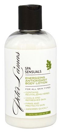 Peter Lamas - Spa Sensuals Energizing Antioxidant Body Lotion - 8 oz. Formerly Chinese Herb Body Lotion