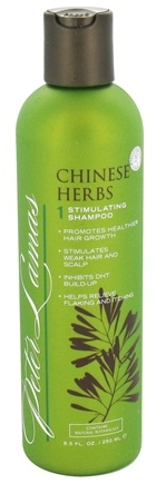 DROPPED: Peter Lamas - Chinese Herb Stimulating Shampoo - 8.5 oz.