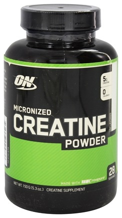 Zoom View - Micronized Creatine Powder Creapure Unflavored