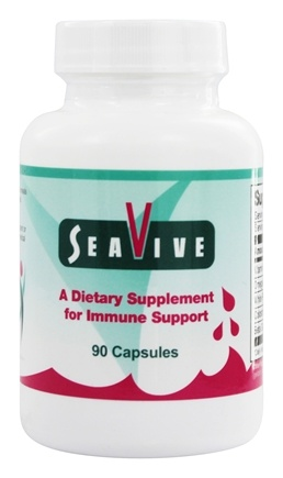 Proper Nutrition - SeaVive 500 mg. - 90 Capsules
