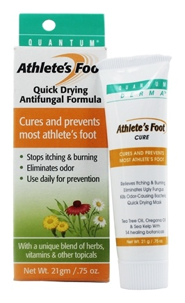 DROPPED: Quantum Health - Derma Athlete's Foot - 21 Grams