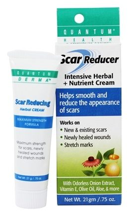 Quantum Health - Derma Scar Cream - 21 Grams