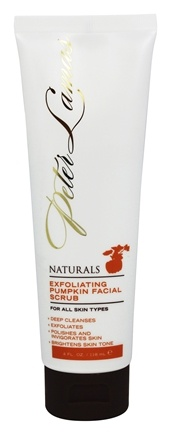 Peter Lamas - Naturals Collection Exfoliating Pumpkin Facial Scrub - 4 oz. Formerly Pumpkin Spice Polish 3-in-1 Instant Facial