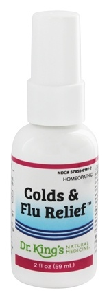 Zoom View - Homeopathic Natural Medicine Colds & Flu
