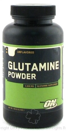 DROPPED: Optimum Nutrition - Glutamine Powder Unflavored - 150 Grams CLEARANCE PRICED