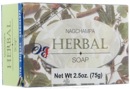 Zoom View - Herbal Soap