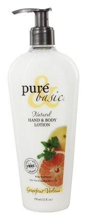 Zoom View - Natural Hand & Body Lotion