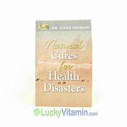 DROPPED: Knowledge House Publishers - Natural Cures for Health Disasters by Dr. Cass Ingram