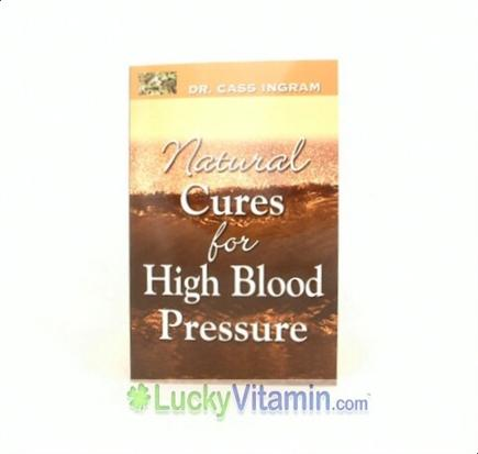 DROPPED: Knowledge House Publishers - Natural Cures for High Blood Pressure by Dr. Cass Ingram
