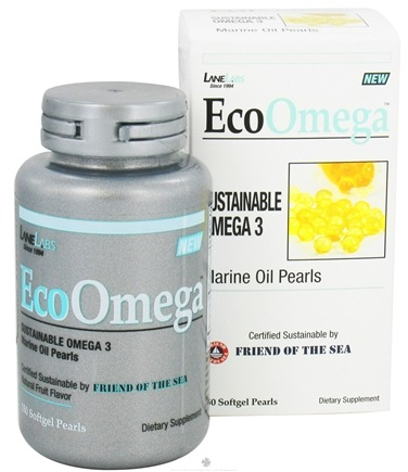 Zoom View - EcoOmega Sustainable Omega 3