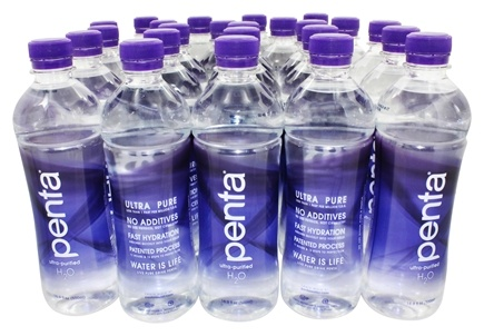 Zoom View - Ultra-Purified Antioxidant Water - 24/16.9 oz. Bottles