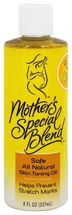 Mother's Special Blend - Mother's Special Blend Skin Toning Oil - 8 oz.