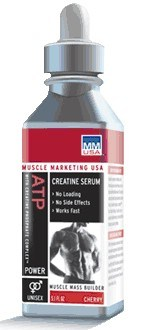 DROPPED: Muscle Marketing USA, Inc - ATP Creatine Serum Cherry - 5.1 oz. CLEARANCE PRICED