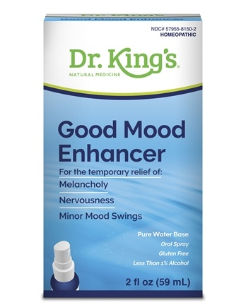 Zoom View - Homeopathic Natural Medicine Good Mood Enhancer