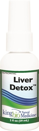 Zoom View - Homeopathic Natural Medicine Liver Detox