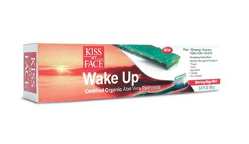 Zoom View - Wake Up Certified Organic Aloe Vera Toothpaste