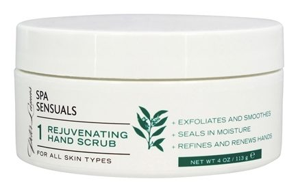 Peter Lamas - Spa Sensuals Rejuvenating Hand Scrub - 4 oz.