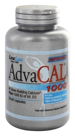 Lane Labs - AdvaCal 1000 - 150 Capsules