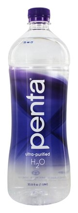 DROPPED: Penta - Ultra-Purified Antioxidant Water - 1 Liter CLEARANCE PRICED