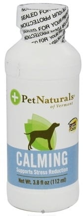 DROPPED: Pet Naturals of Vermont - Calming Support Formula for Dogs - 4 oz.