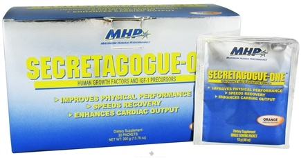 Zoom View - Secretagogue-One Performance & Rejuvenation Formula