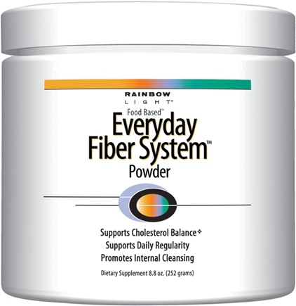 DROPPED: Rainbow Light - Everyday Fiber System Powder - 8.8 oz. CLEARANCE PRICED