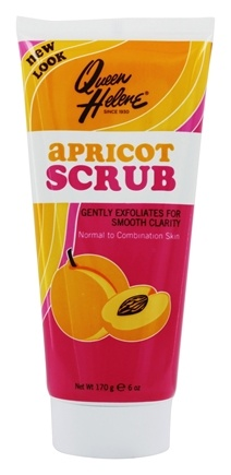 Queen Helene - Facial Scrub Invigorating Apricot - 6 oz.