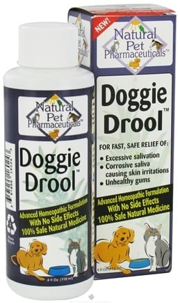DROPPED: King Bio - Natural Pet Doggie Drool - 4 oz.