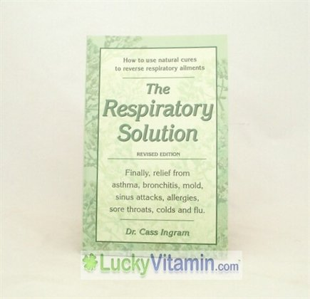 DROPPED: Knowledge House Publishers - The Respiratory Solution Book