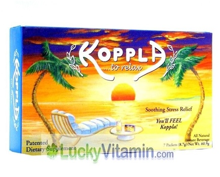 Zoom View - Koppla Herbal Beverage