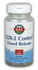 DROPPED: Kal - COX-2 Control Timed Release - 30 Tablets