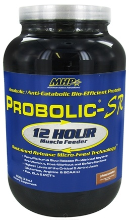 DROPPED: MHP - Probolic-SR Chocolate - 2 lbs. CLEARANCE PRICED