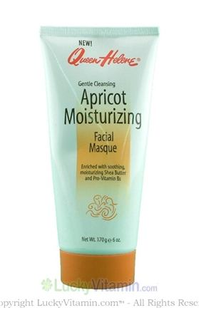 DROPPED: Queen Helene - Apricot Moisturizing Facial Masque - 6 oz.