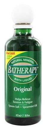 Zoom View - Batherapy Liquid Natural Mineral Bath