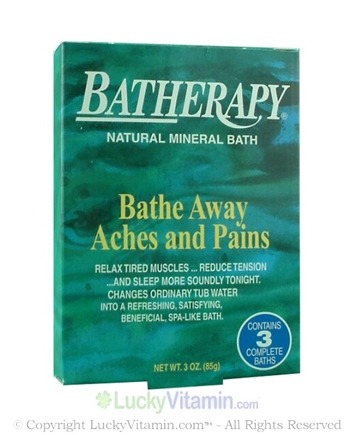 DROPPED: Queen Helene - Batherapy Mineral Bath Salts Original - 3 oz.