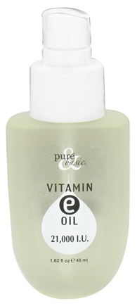 DROPPED: Pure & Basic - Vitamin E Oil 21000 IU - 1.62 oz. CLEARANCED PRICED