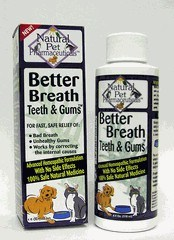 DROPPED: King Bio - Natural Pet Better Breath Teeth & Gums - 4 oz.