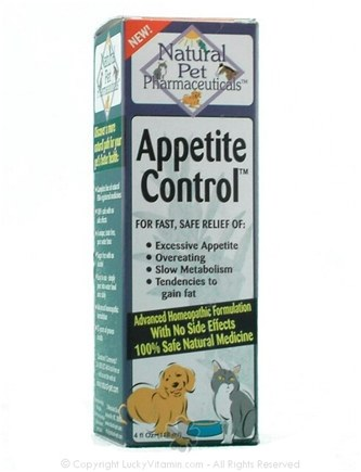 DROPPED: King Bio - Natural Pet Pharmaceuticals Pet Appetite Control - 4 oz.
