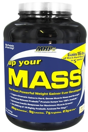 DROPPED: MHP - Up Your Mass Cinnabun - 5 lbs.
