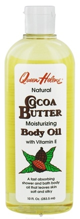 Zoom View - Cocoa Butter Body Oil